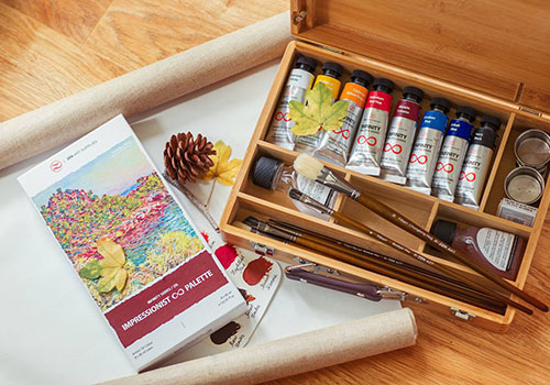 Top 10 Best Acrylic Paint Set in 2019 Reviews