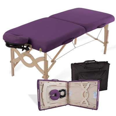 10. EARTHLITE Portable Massage Table, Carry Case
