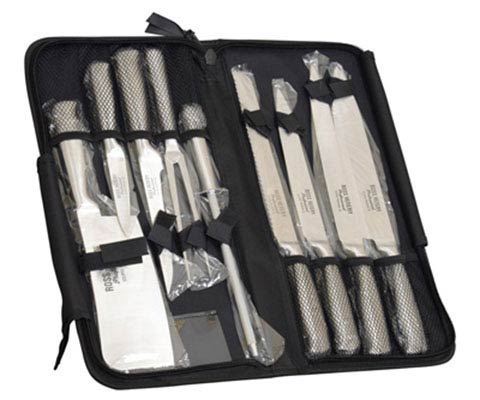 1. Ross Henery Professional Premium stainless Steel chefs' knife set