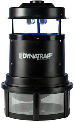 1. DynaTrap Extra-Large Insect Killer, Black