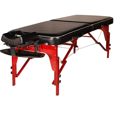 9. Master Massage Portable Massage Table, 30 Inch