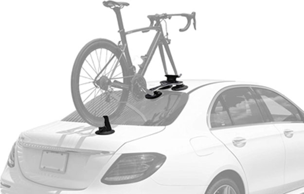 2. SeaSucker Talon Bike Rack for 1 Bike