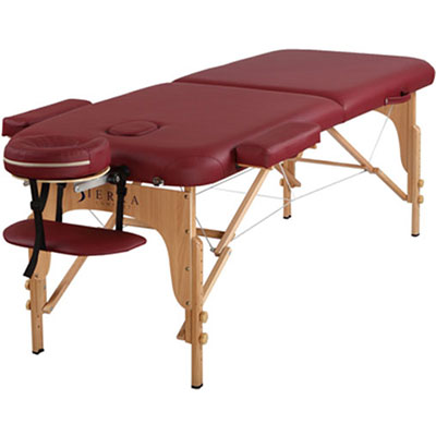 6. SierraComfort Portable Massage Table