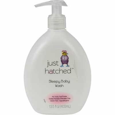 #10. Just Hatched Baby Wash with Essential Oils, 13.5 fl oz