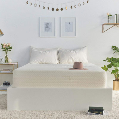 7. Brentwood Home Memory Foam Mattress
