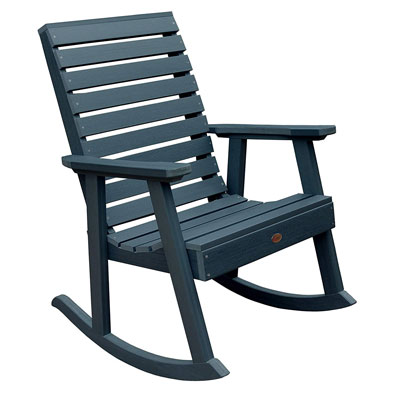 2. Highwood AD-RKCH2-NBE Rocking Chair