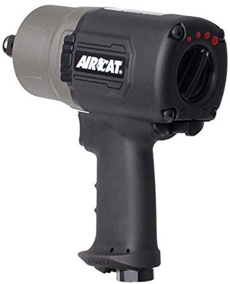 #3. AIRCAT 1770-XL ¾ Inch Super Duty Composite 1400 ft. lbs. Air Impact Wrench