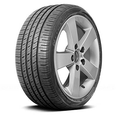#7. NEXEN N'Fera RU5 65,000 Miles Ride Comfort All-Season Radial Tire-235/55R20XL 105V