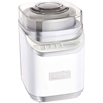 8. Cuisinart ICE-60W Ice Cream Maker