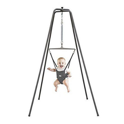 1. Jolly Jumper Baby Exerciser for Active Babies