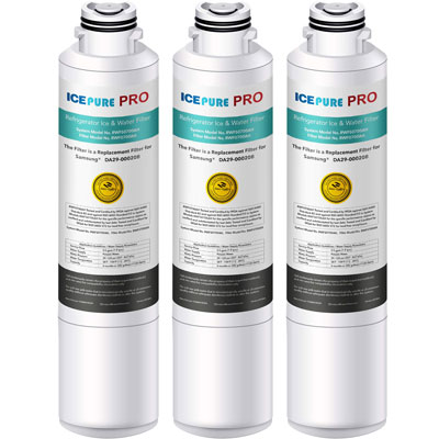 4- ICEPURE PRO Refrigerator Water Filter