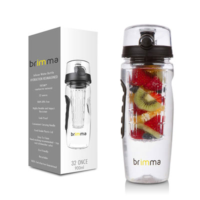 3- Brimma Infuser Water Bottle