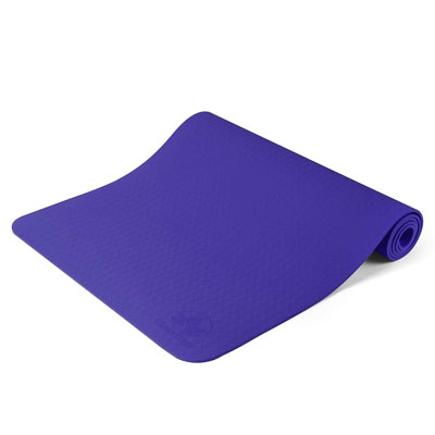 6. Clever Yoga Longer and Wider Mat Non-Slip Exercise Mats