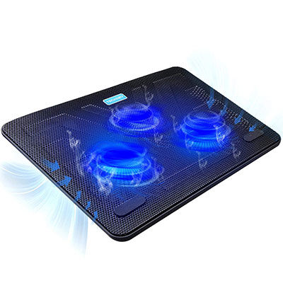 7. TeckNet Laptop Cooling Pad
