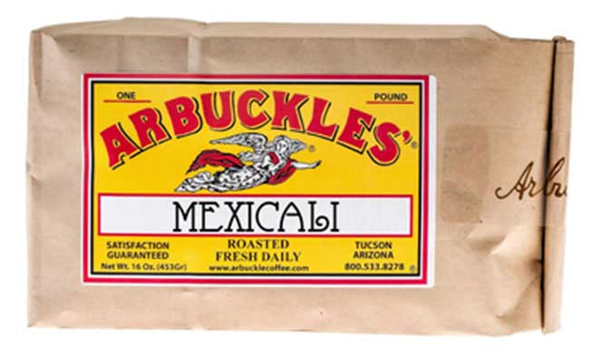 9. Arbuckle's Autodrip Ground Coffee