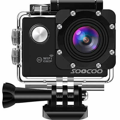 #7- SOOCOO Sports WIFI Action Camera