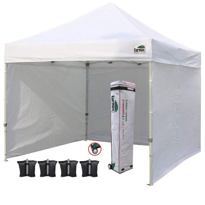 2- Eurmax Canopy Tent (White)