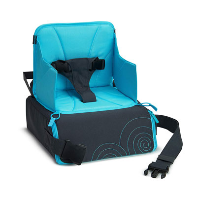 10. Brica GoBoost Baby Food Seat