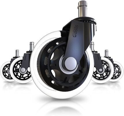 2. The Office Oasis Caster Wheels