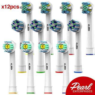#7. Oral B Braun Compatible Replacement Heads