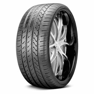#8. Lexani LX-Twenty 1521lbs Max Load Durable All-Season Radial Tire-245/35ZR20 95W