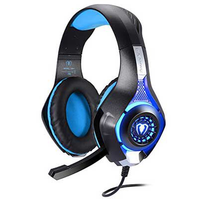 #2. BlueFire Professional 3.5mm Gaming Headset