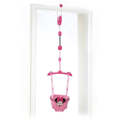 3. Disney Baby Door Jumper