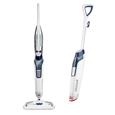 Bissell Deluxe Steam Mop, Sapphire