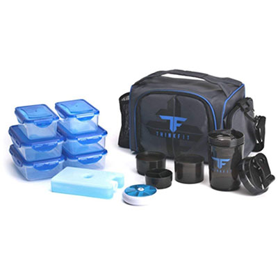 3- ThinkFit Insulated Lunch Boxes