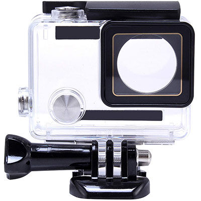 1. Yimobra Waterproof Housing Case (Presented One More Clip)