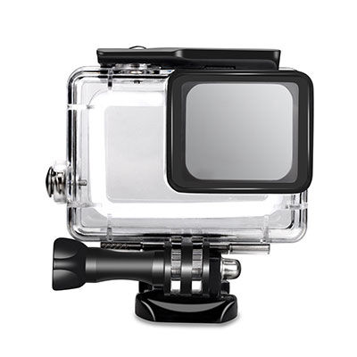 3. SyndeRay Waterproof Case for GoPro Hero 7/6/5