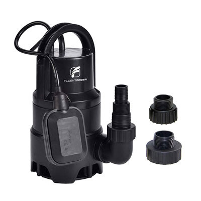 3. FLUENT POWER Submersible Pump