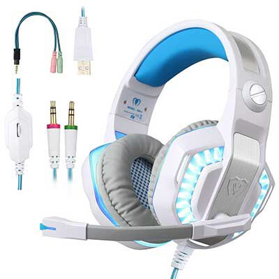 #5. BlueFire Professional Gaming Headset