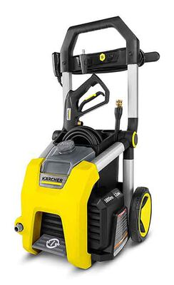 #3. Karcher K1800 Electric power Pressure Washer 1800 PSI