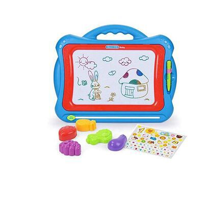 4. NextX Big Sized Learning Doddle Educational Writing Drawing Board Toy for Kids
