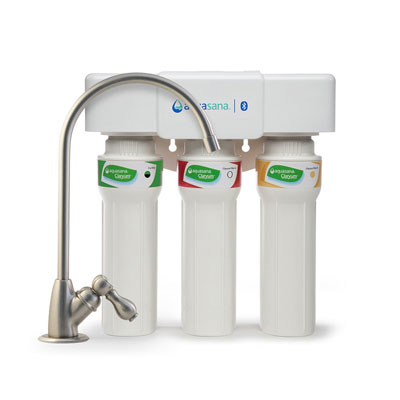 5. Aquasana 3-Stage Water Filter System