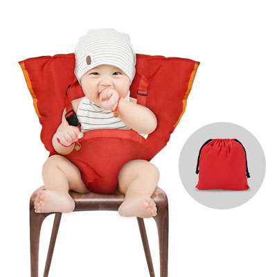 5. YISSVIC Baby Food Seat