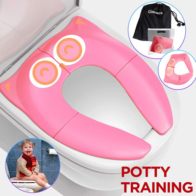 9. Gimars Potty Training Seat