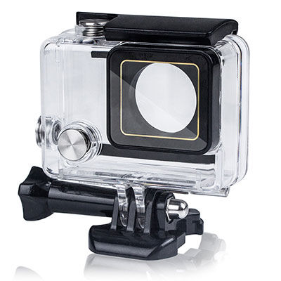 7. Beinhome GoPro Waterproof Case -Anti-Scratch