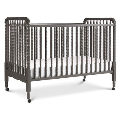 6. DaVinci Certified Convertible Crib with 4 Adjustable Mattress Positions