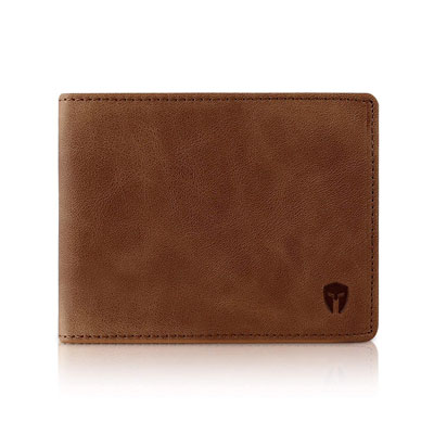 3. Bryker Hyde Leather Wallet