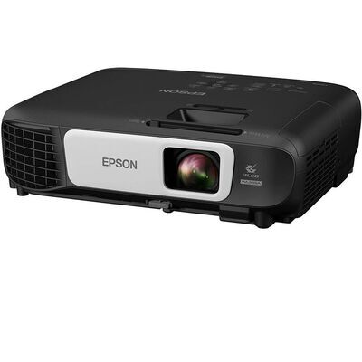 8. Epson Widescreen 3400 Lumens Color Output Wireless HDMI Home Theater Projector