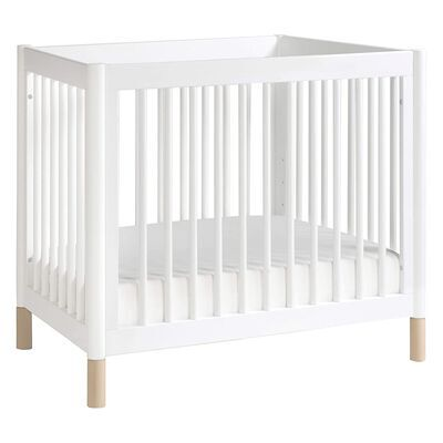 5. Babyletto Washed Natural 4 in 1 Convertible Crib with Multi-Step Paintings