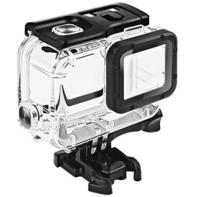 2. FitStill Waterproof Case with Bracket Accessories, Black