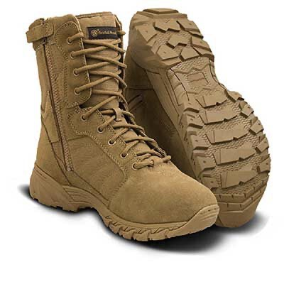 #1. Smith & Wesson Men's Work Boots