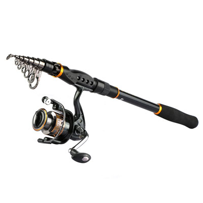 5. Goture Fishing Rod & Reel Combos for Saltwater and Freshwater