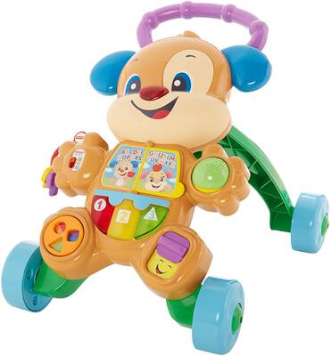 #10. Fisher-Price Laugh and Learn Baby Walker