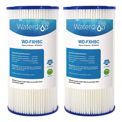 Waterdrop Whole House Water Filter