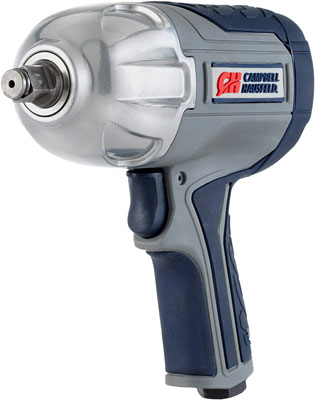 #9. Campbell Hausfeld XT002000 Composite Body & Comfort Grip 0.5 Inch Air Impact Wrench