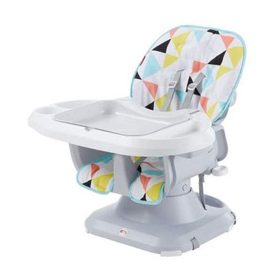 2. Fisher-Price High Chair Baby Food Seat